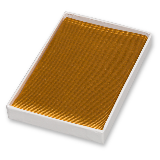 Ocher pocket square (1)