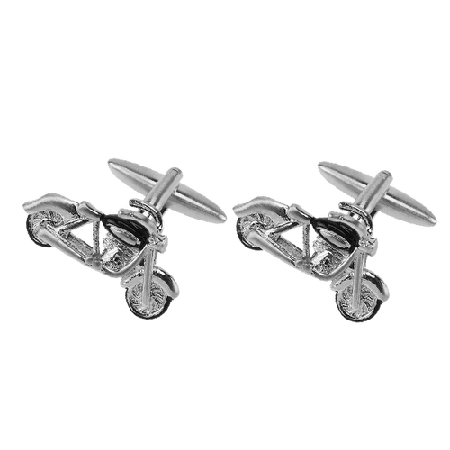 Cufflinks - Motorcycling (1)