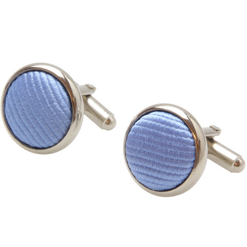 Light blue cufflinks (1)