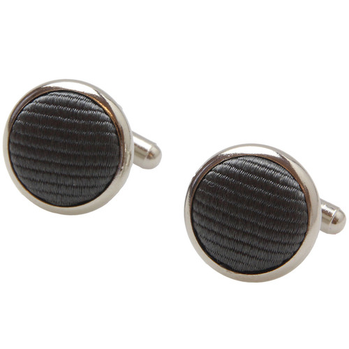 Anthracite cufflinks (1)