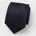 Tie dark blue